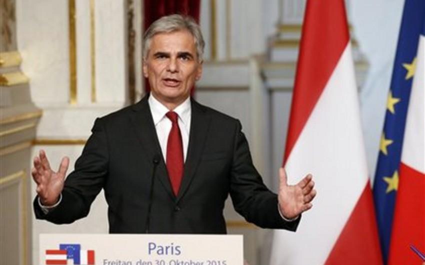 Avstriya Şengen zonasında iştirakını qismən dayandırır