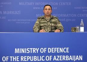 MN: Azərbaycan Ordusu beynəlxalq humanitar hüquqa əməl edir