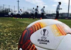 Avropa Liqası: Bu gün IV turun oyunları keçiriləcək