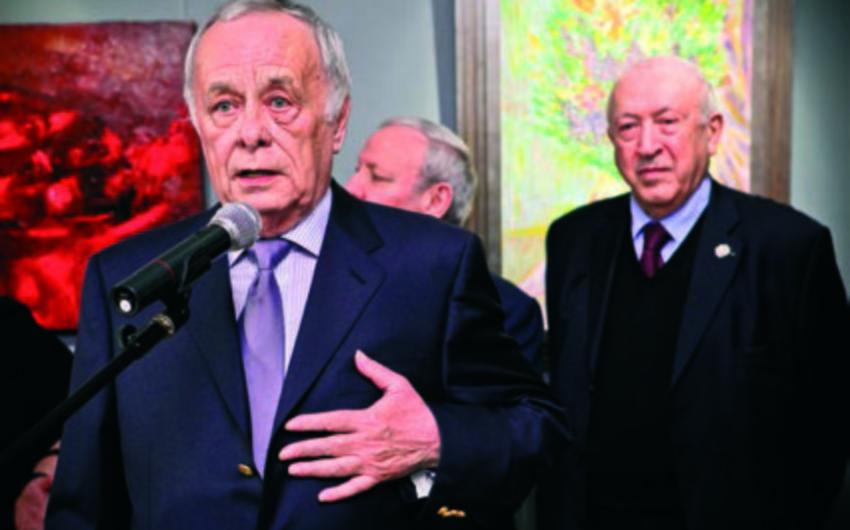 """Kinorejissor Eldar Quliyev """"Azərbaycan Respublikası Prezidentinin fəxri diplomu"""" ilə təltif edilib"""