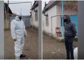 Zərdabda koronavirus xəstəsinə cinayət işi başlanılıb