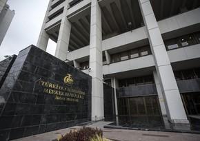 Türkiyə Mərkəzi Bankının valyuta ehtiyatları cüzi artıb