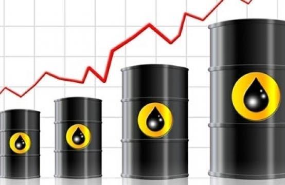 ABŞ nefti 8% bahalaşıb