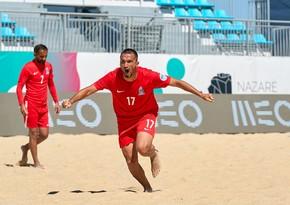 Сборная Азербайджана прошла в следующий этап