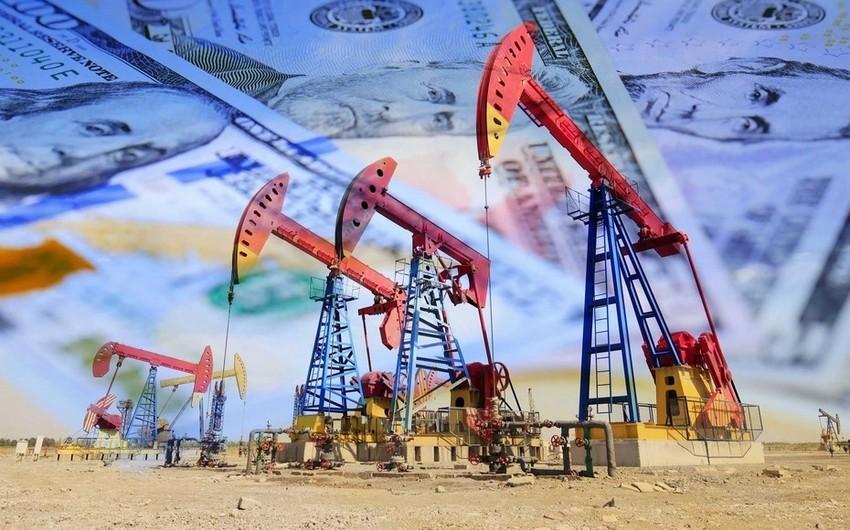 Azərbaycan neftinin qiyməti 70 dollardan aşağı düşüb