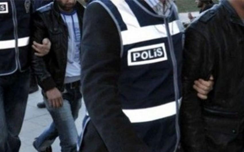 İstanbulda keçirilən antiterror əməliyyatı nəticəsində 17 nəfər tutulub