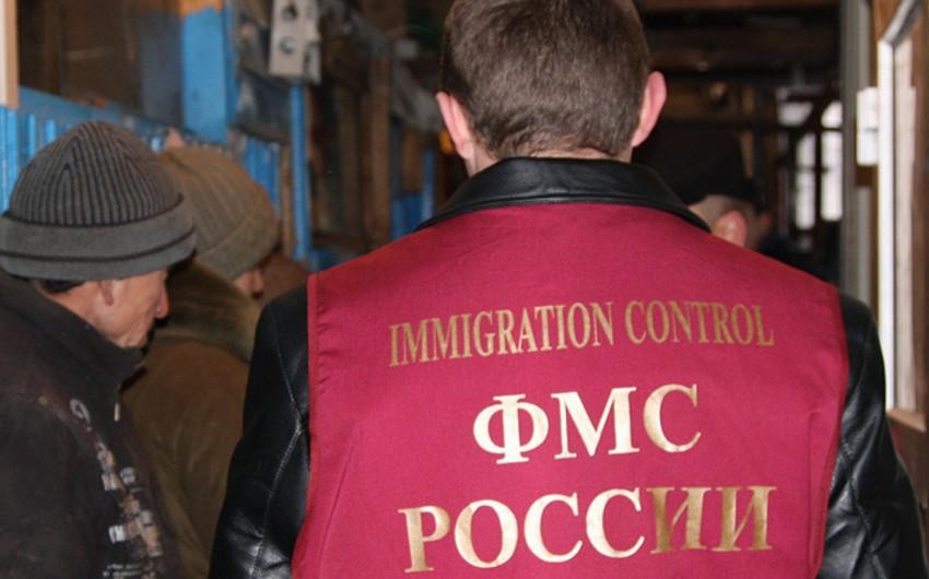 Bu il 600 mindən çox xarici vətəndaşın Rusiyaya girişi qadağan edilib