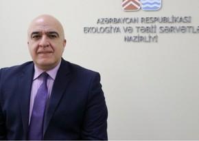 Хикмет Ализаде: Все еще встречаются случаи использования синтетических рыболовных сетей