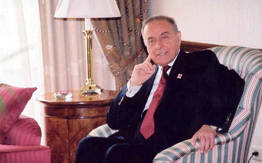 Heydər Əliyev - FOTOLARDA
