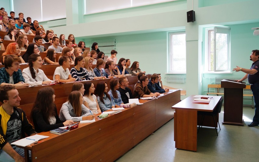 Azerbaijan to limit number of students in universities' auditoriums