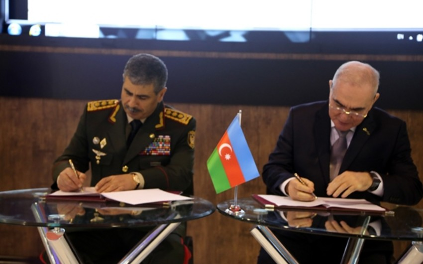 Azerbaijani Armed Forces will be equipped with new models of UAVs of local production
