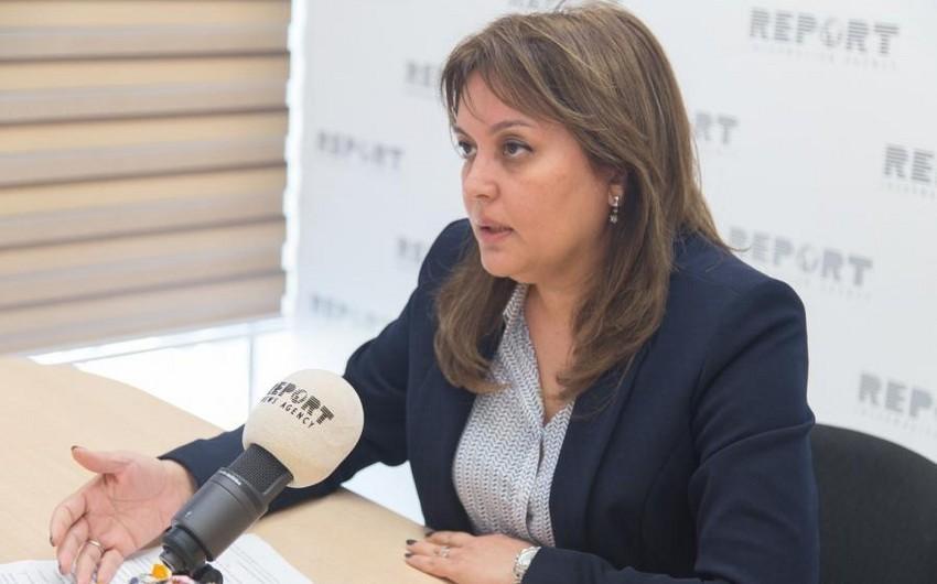 Umayra Tağıyeva: Sentyabrın birinci ongünlüyündə sərin hava üstünlük təşkil edəcək