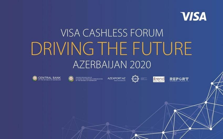 """Bakıda """"Visa Cashless Forum"""" keçiriləcək"""