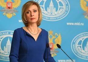 Захарова: МИД России дастоценку сотрудничеству с Азербайджаном