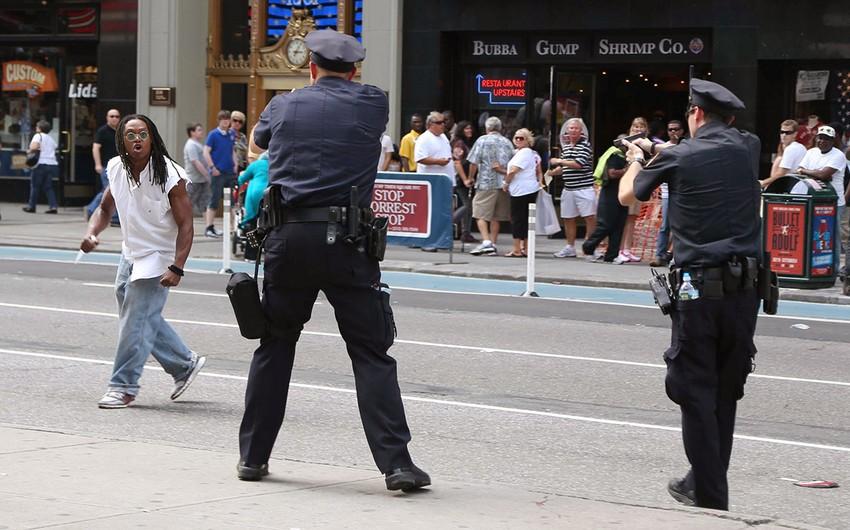 Bu il ABŞ-da polis 160-dan çox qaradərilini öldürüb