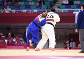 Tokio-2020: İrina Kindzerska yarımfinala yüksəlib, Kokauri medalsız qalıb - YENİLƏNİB - 2