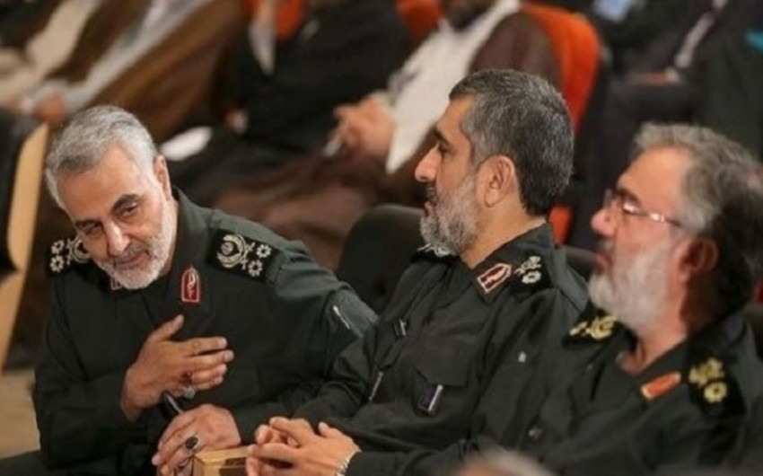 ABŞ İranın məşhur generalını terrorçular siyahısına daxil edib