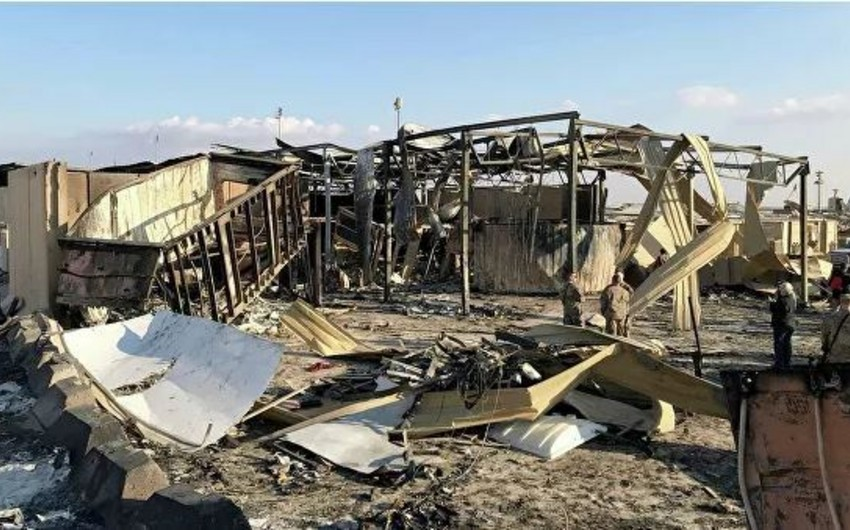 Pentaqon İranın yaraladığı ABŞ hərbçilərinin sayını açıqladı - VİDEO