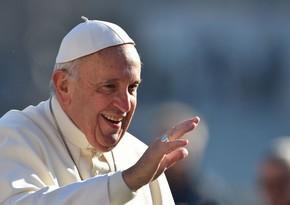 Папа Римский собирается сделать прививку от COVID-19