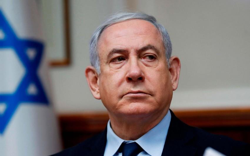 Письмо поддержки Азербайджану от премьер-министра Израиля