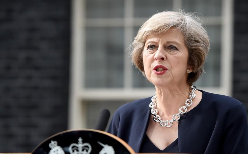Tereza Mey: Brexit nəticəsində Şotlandiya, Uels və Şimali İrlandiya hökuməti əlavə səlahiyyət əldə edəcək