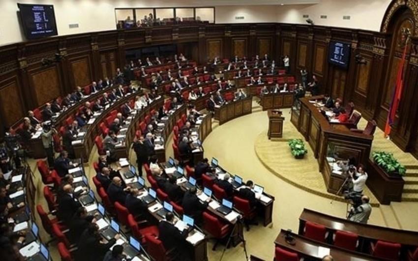 Armenia may hold snap parliamentary elections