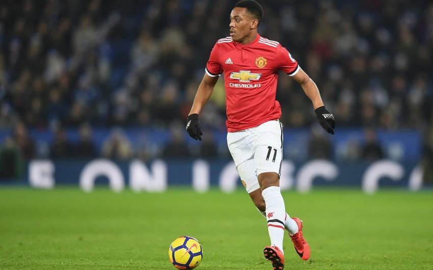 Манчестер Юнайтед оштрафовал нападающего