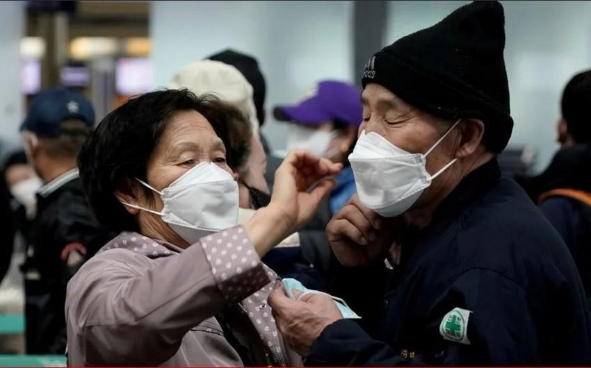 Cənubi Koreyada koronavirus xəstələrinin sayı 10,5 min nəfəri ötdü