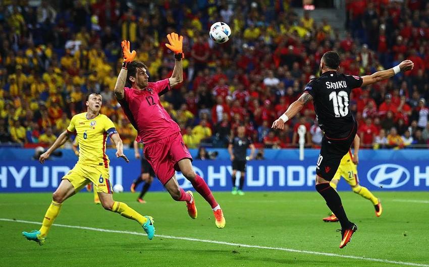 AVRO-2016: İsveçrə play-off mərhələsinə adlayıb
