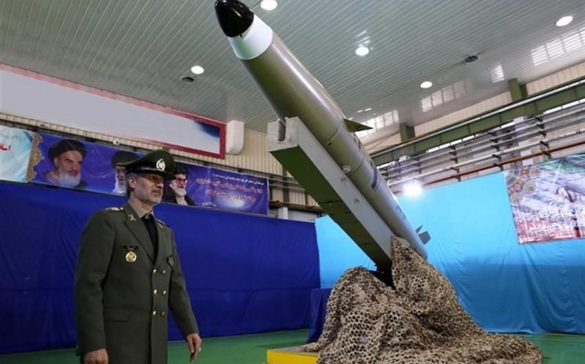 İran yeraltı raket şəhəri yaradıb