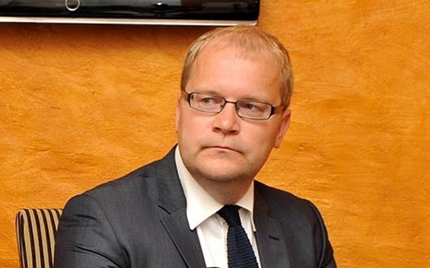 Estoniya XİN rəhbəri istefa verib