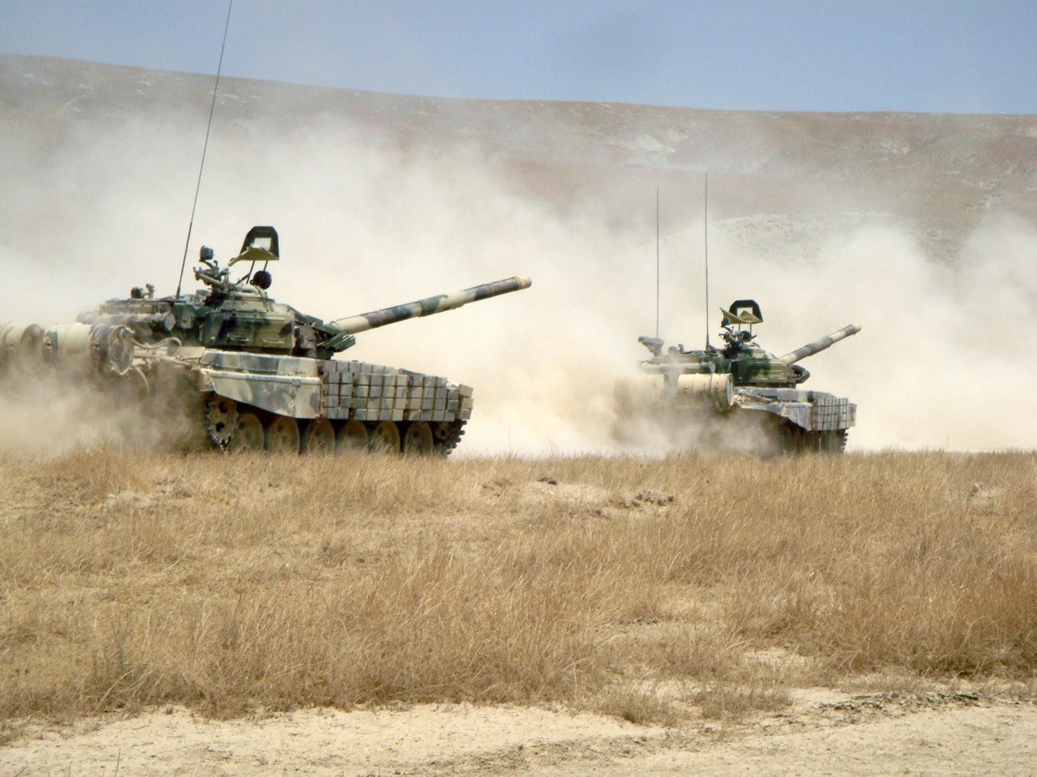 Large scale exercises will be held in Azerbaijani Armed Forces