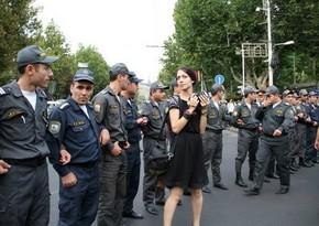 Ermənistanda jurnalist və övladının təhdid edilməsinə Baş Prokurorluq qarışdı