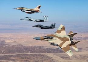 ВВС Израиля нанесли удары по позициям группировок в секторе Газа