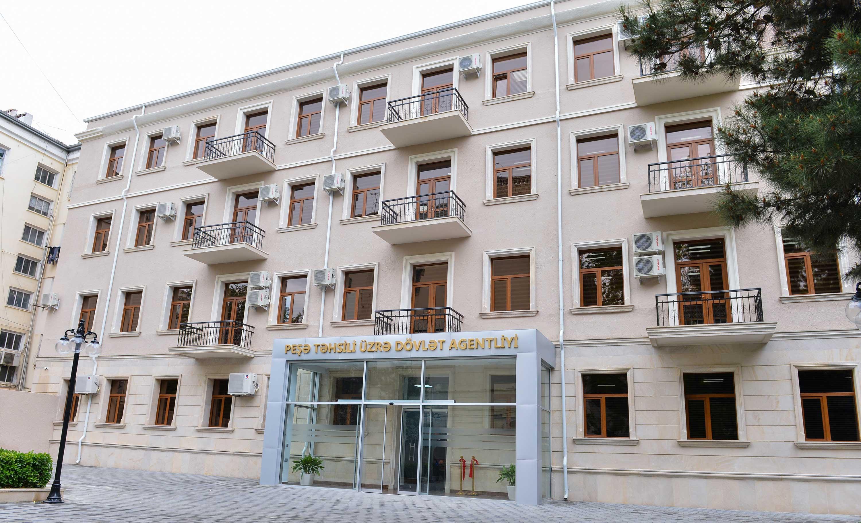 4 Peşə Təhsil Mərkəzi publik hüquqi şəxs statusu aldı
