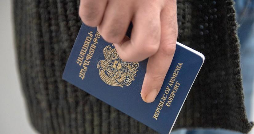 Armenia short of paper for printing passports