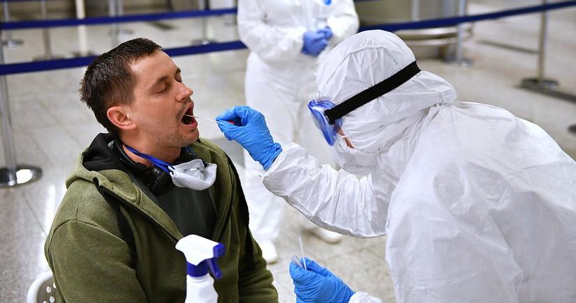 Gürcüstanda koronavirusa 2 796 yeni yoluxma qeydə alınıb