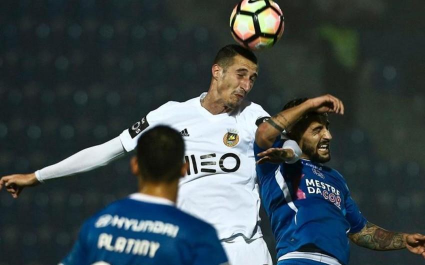 Portuqaliya Premyer Liqasında 4 futbolçu oyun satmaqda ittiham olunur