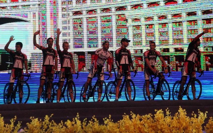 Azərbaycanın kontinental velosiped komandası Çində yarışacaq