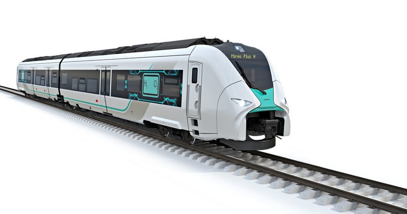 Siemens, Deutsche Bahn launch hydrogen trains trial in Germany