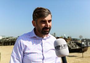 Giorgi Qvimradze: Ərazilərin azad edilməsindən sonra Azərbaycan üçün ciddi mərhələ başlayır