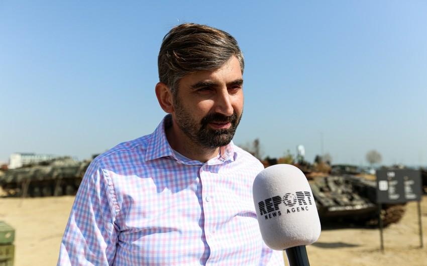 Гвимрадзе: После освобождения территорий для Азербайджана начинается серьезный этап