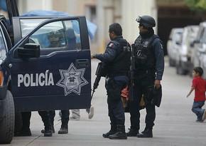 Meksikada silahlı hücum olub, ölənlər və yaralananlar var