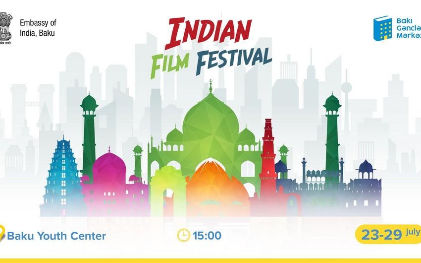 Baku to host Indian Film Festival