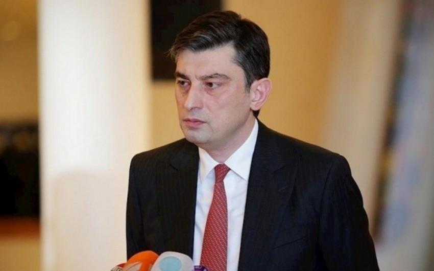 """Baş nazir: """"Gürcüstan hökumətinin çox sayda yaxşı təşəbbüsü və planları var"""""""
