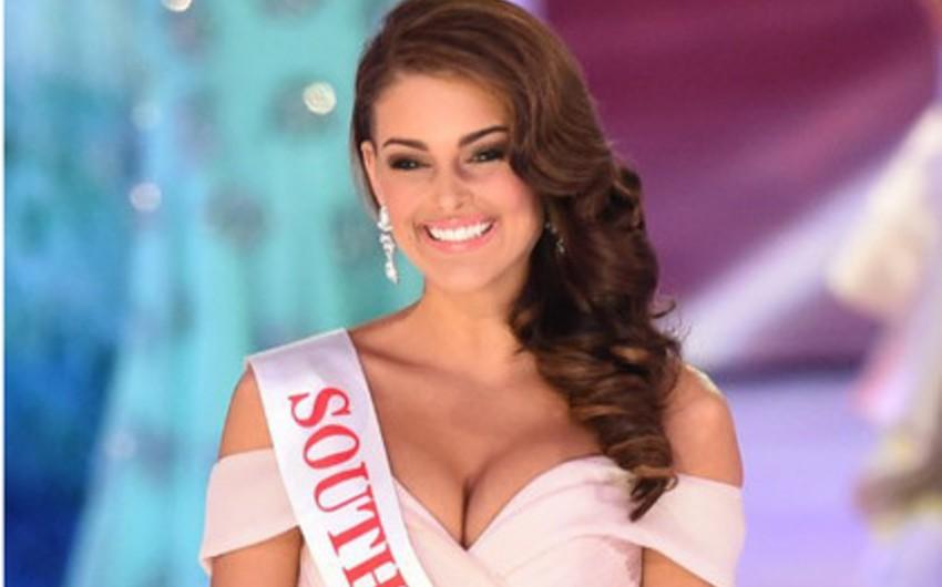 Miss World gözəllik müsabiqəsinin qalibi Cənubi Afrika nümayəndəsi oldu