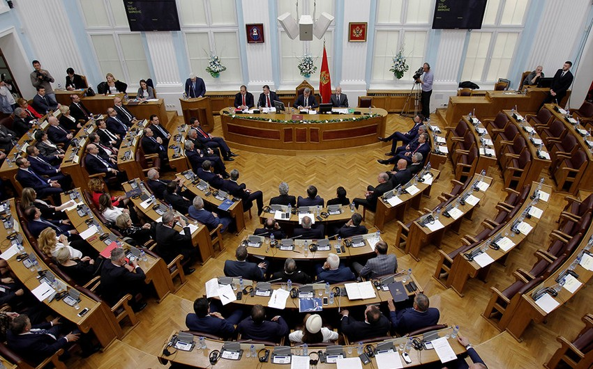 Monteneqro parlamenti NATO-ya üzvlüyə dair sazişi təsdiq edib