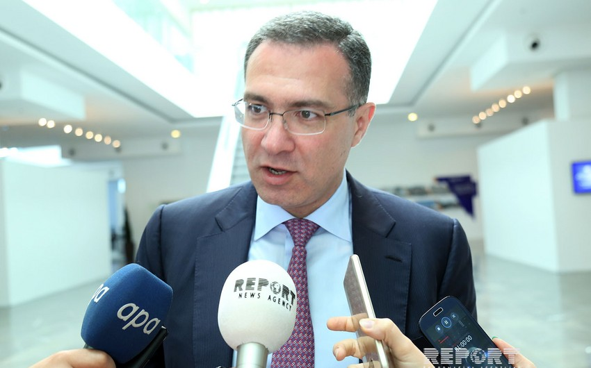 Shahmar Movsumov discussed Southern Gas Corridor project with EBRD President