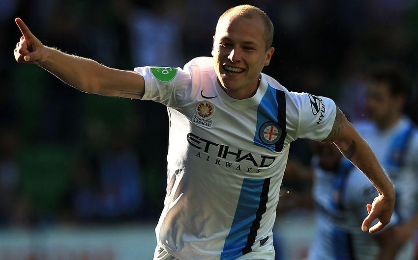 Manchester City signs Australia midfielder