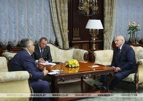 Lukaşenko: Azərbaycan ilə münasibətləri qoruyub saxladıq və inkişaf etdirdik